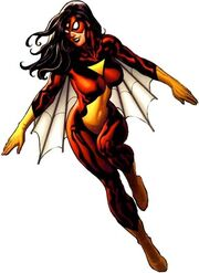 Spider Woman Jessica Drew