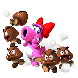 Birdo Goombas
