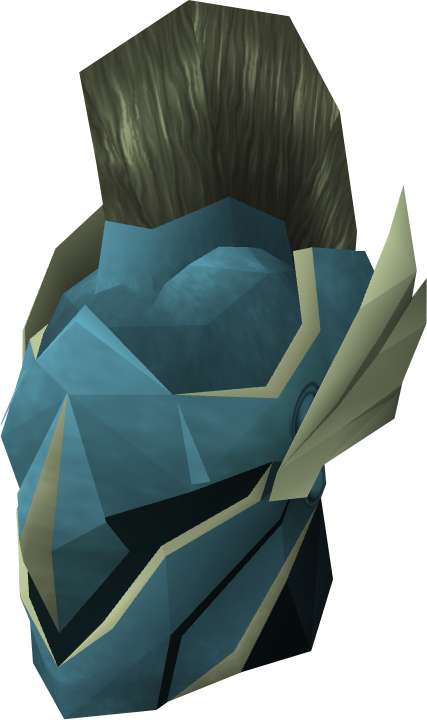 Armadyl full helm detail
