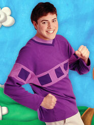 Joe - Blue's Clues Wiki