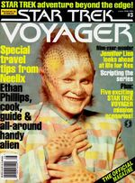 VOY Official Magazine issue 3 cover