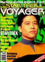 VOY Official Magazine issue 8 cover