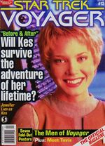 VOY Official Magazine issue 13 cover