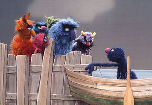 Grover-boat