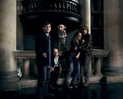 250px-07 Dobby rescuing Harry Potter, Griphook, Hermione and Ron