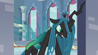 Queen Chrysalis enjoying this S2E26