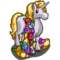 Rapunzel Unicorn-icon