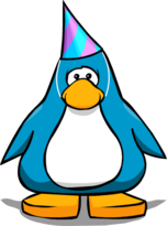 4th Year Party Hat
