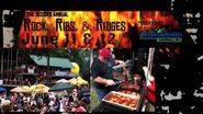 News 12 New Jersey's The 2nd Annual Rock, Ribs, And Riidges Festival Video Promo For June 11, 2011 And June 12, 2011