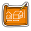 Orange Blueprint-icon