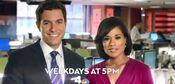 WNBC-TV's News 4 New York At 5's ...Is Back Video Promo From Early September 2011