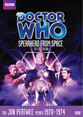 Spearhead from space special edition us dvd