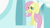 Fluttershy doesn&#39;t find Rainbow Dash S2E02