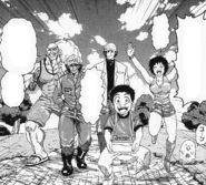 Toriko guests arrive