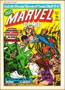 Marvel Comic Vol 1 337