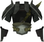 Torag's platebody detail