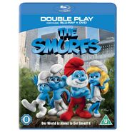 The Smurfs Double Play Blu-ray Cover