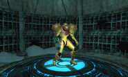 Phendrana canyon samus gets boost ball dolphin hd