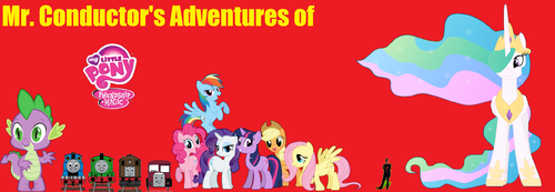 MrConductorsAdventuresofMyLittlePonyFriendshipisMagic