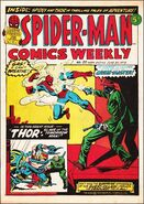 Spider-Man Comics Weekly Vol 1 20