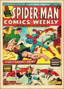 Spider-Man Comics Weekly Vol 1 13