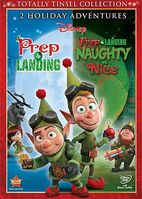 Prep and Landing Totally Tinsel Collection DVD