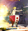Teddie Win Pose 3 (Naked)