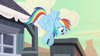 Rainbow Dash to Ponyville S2E14