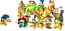 Koopalings by WE63631