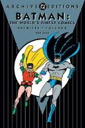 Batman The World&#39;s Finest Comics Archives Vol 1 2