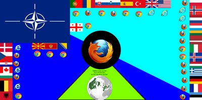 Nato protecting firefox using republic of Rezac