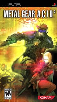Metal Gear Acid 2