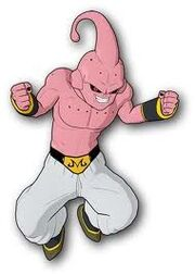 Majin boo chico
