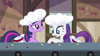 Rarity near miss S2E14