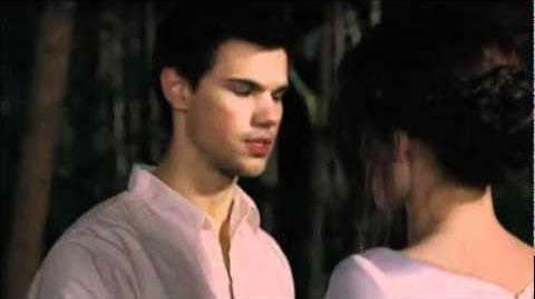 Jacob and Bella I will always love you...