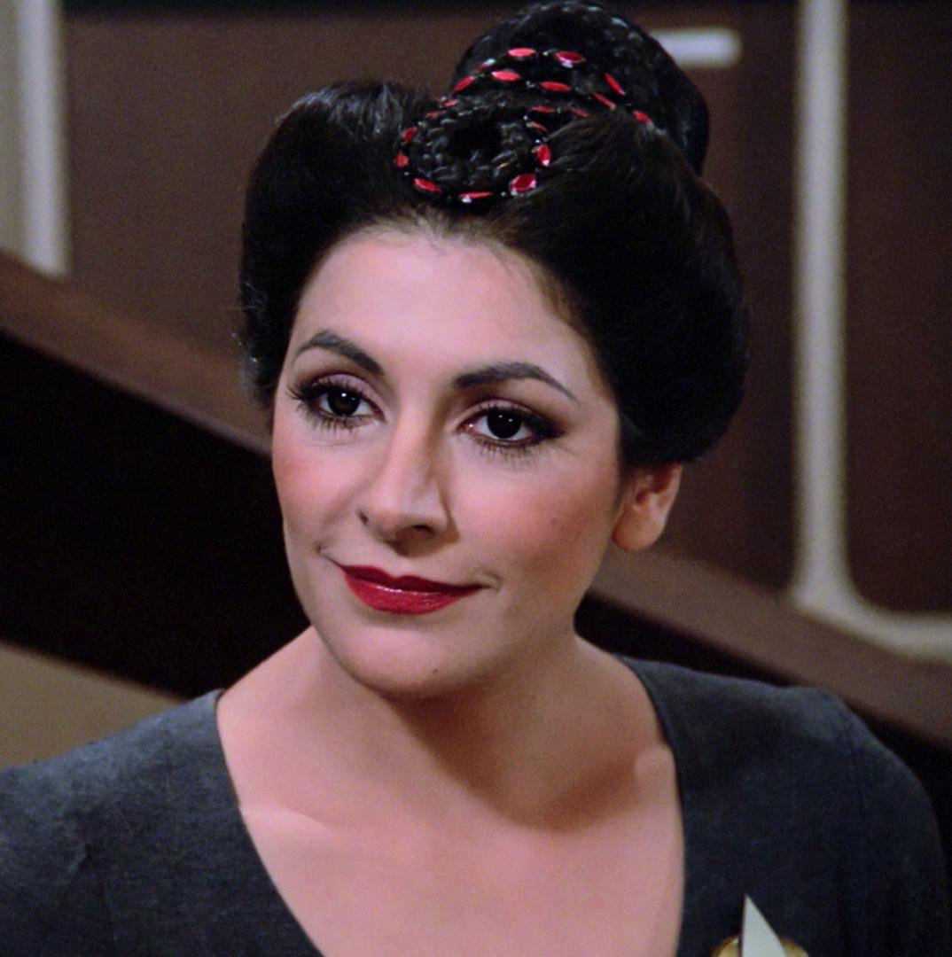Star Trek Deanna Troi