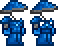 Terraria Cobalt Armor Hat Male Female
