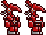 Terraria Adamantite Armor Helmet Male Female