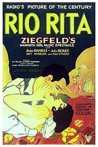 RKO Pictures Rio Rita (1929)