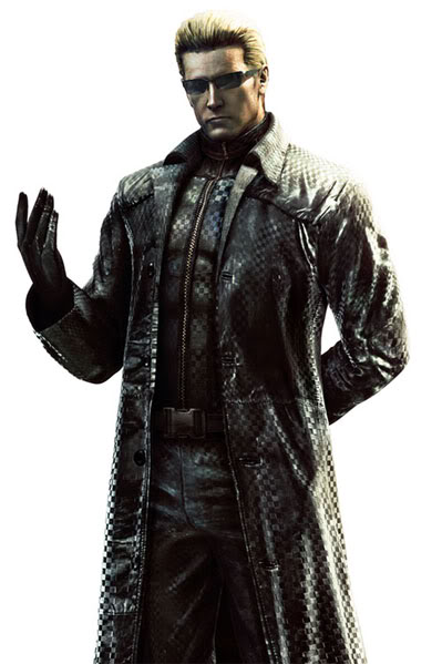 which r ur favourite heros/characters? Albert_Wesker_%28Resident_Evil%29
