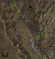 Fallout 2 world map
