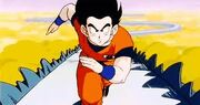 Dragon ball z episodio 1  (saga saiyajin completa) que lo disfruten 180px-Goku_corre_en_el_comino_de_la_serpiente