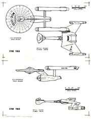 D7-class and Enterprise scale drawings