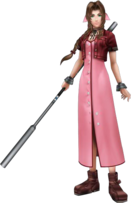Dissidia Aerith