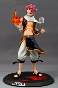 Natsu figure