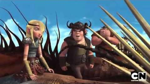 Dreamworks Dragons Riders of Berk Dragons - New Series!
