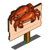 Rock Crab Mastery Sign-icon