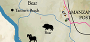 RDR Bear Spawn Point