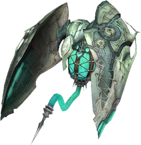 FFXIII enemy Vespid