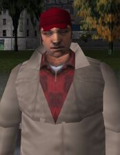Leon McAffrey GTA 3 III Zoom